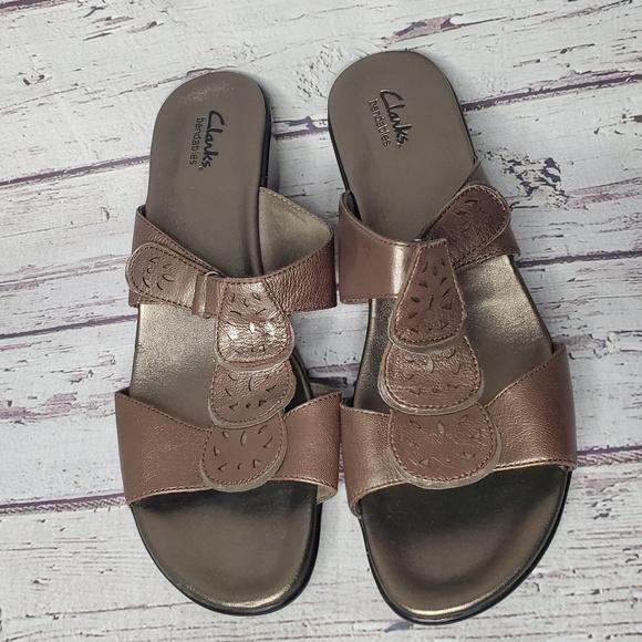 Clarks Shoes   Sandals Size 12 Wide